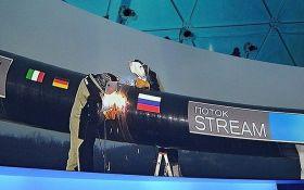 """ЄС засудив будівництво """"Північного потоку-2"""" - в Росії виступили з цинічною заявою"""