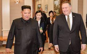Отличное путешествие: Помпео рассказал о встрече с Ким Чен Ыном