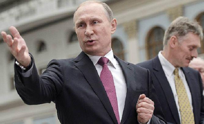 У Путіна відреагували на рішення щодо автокефалії української церкви