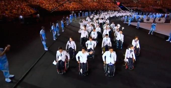Церемония открытия Паралимпиады-2016: фото и видео из Рио (52)