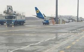 """Аеропорт """"Бориспіль"""" припинив роботу: в соцмережах побачили смішний момент"""