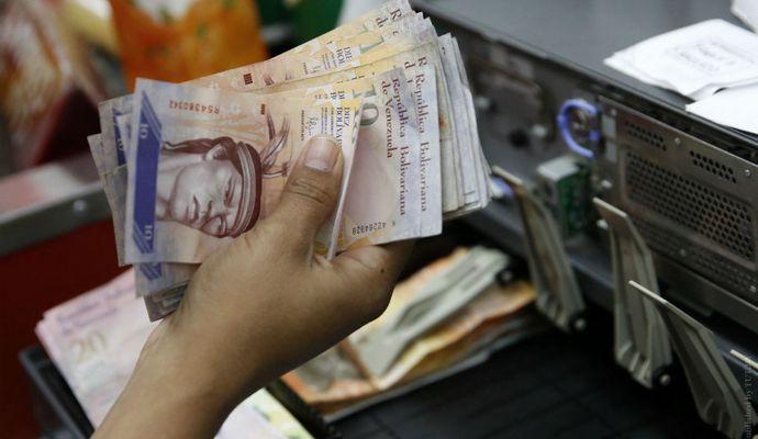 Инфляция в Венесуэле достигнет рекордного показателя - МВФ