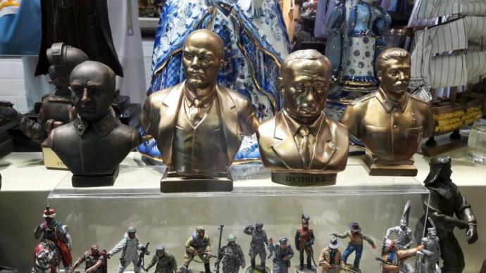 У Росії вже продають сувенірного сталінського ката: опубліковано фото (1)