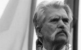 Символ стойкости украинского духа: в сети скорбят из-за смерти Левка Лукьяненко