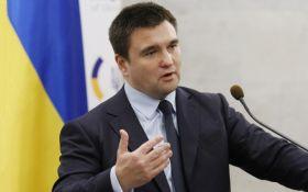 Клімкін анонсував візит на Донбас разом з главами МЗС Німеччини та Франції