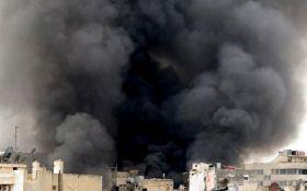 Сирийская армия заявила об ударе США по складам химоружия ИГИЛ, погибли сотни людей