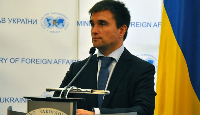 Климкин предлагает привлечь к переговорам по деоккупации Крыма Турцию