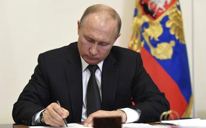 Путін прийняв нове скандальне рішення щодо українців