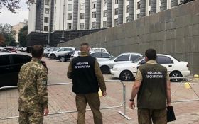 Правоохранители пришли с обыском в Кабмин: что случилось