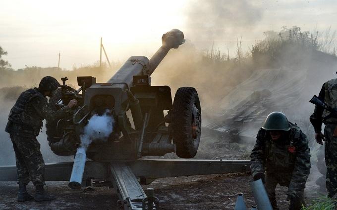 Штаб АТО заявив про найважливішу подію на Донбасі