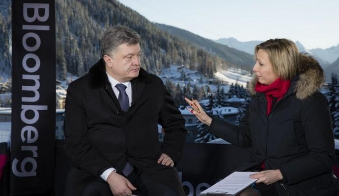 Порошенко отметил эффективность санкций против РФ