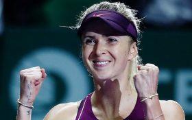 Историческая победа: Элина Свитолина триумфально выиграла итоговый турнир WTA