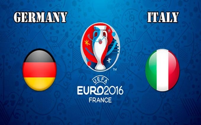 Німеччина - Італія: прогноз букмекерів на матч 1/4 фіналу Євро-2016