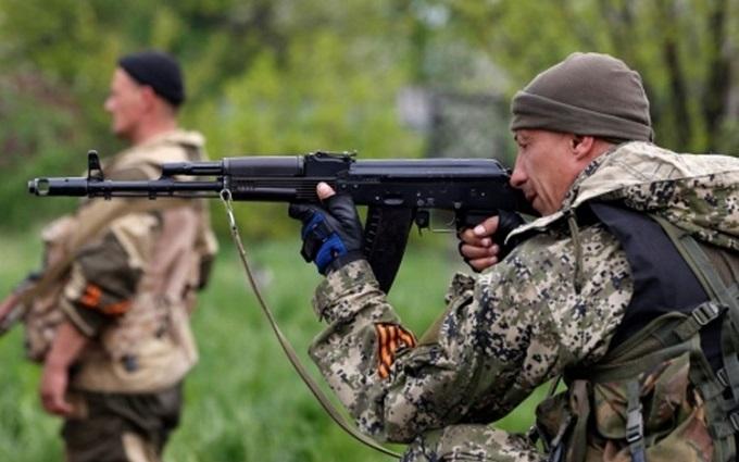 Бойовики пішли в атаку на сили АТО в Мар'їнці