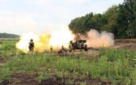 """На Донбасі бойовики вперше за кілька місяців застосували """"Град"""""""