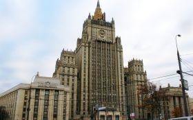 """""""Как это тупо"""": РФ в резкой форме ответила Британии"""