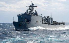 США направили в Чорне море потужний військовий корабель: названа мета