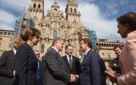 Испания упростит социальный режим для украинцев, - Порошенко