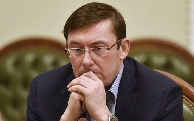 Луценко зробив гучну заяву щодо затриманого в Києві судді