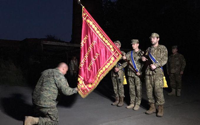 Прощання з бригадою: в мережі з'явилися пронизливі фото з зони АТО
