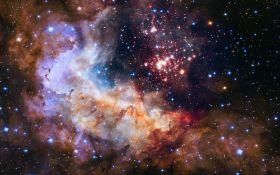 Космический фейерверк: астрономы показали яркое фото необычайно красивой туманности