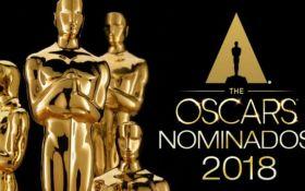 """Названы номинанты на """"Оскар 2018"""""""