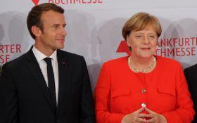 Макрон и Меркель после долгой дискуссии выступили с важным заявлением относительно реформы ЕС