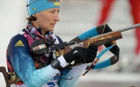 """Українська біатлоністка отримала """"бронзу"""" на етапі Кубку світу"""