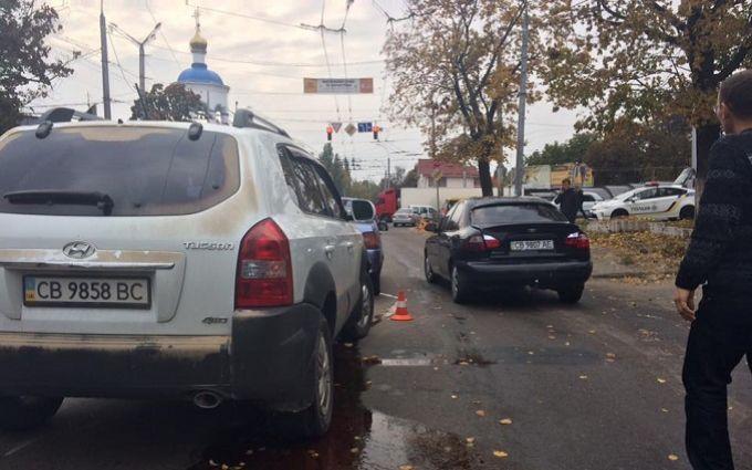 Гучний скандал з головою Чернігівської облради: з'явилися фото і подробиці
