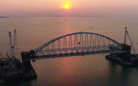 Оккупанты рассекретили важные моменты строительства Керченского моста: опубликованы фото и видео