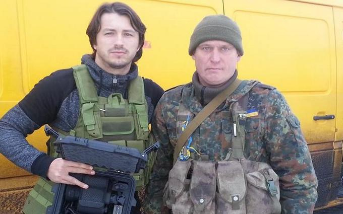 Відомий шоумен став народним героєм України: опубліковані фото