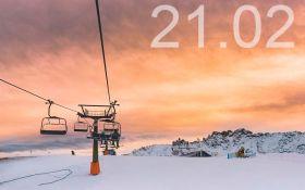 Прогноз погоди в Україні на 21 лютого