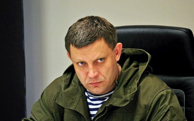 Можно уничтожить меня, однако нельзя уничтожить Донбасс— Александр Захарченко