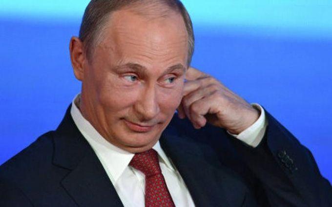 Путін знову їде до вкраденого ним Криму: з'явилися подробиці