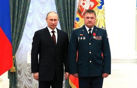 Разведка показала фото российских командиров боевиков Донбасса (2)