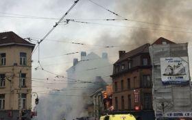 У житловому будинку в Брюсселі стався вибух, є жертви: з'явилися фото і відео