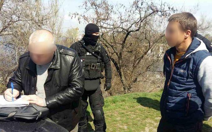 Затримання поліцейськіх на Дніпропетровщині: з'явилися фото, відео и нові подробиці