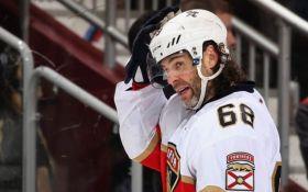 Ягр: «Не думаю, что я так плох и не могу играть в НХЛ»