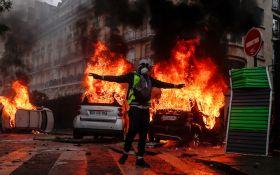 Росія стоїть за протестами у Франції: у Путіна нахабно відреагували на звинувачення