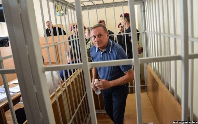 Суд принял решение по аресту Ефремова