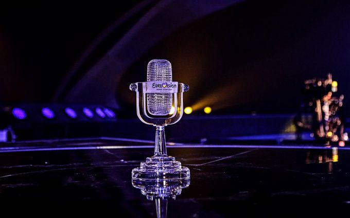 Финалисты конкурса «Евровидение-2017» названы вКиеве
