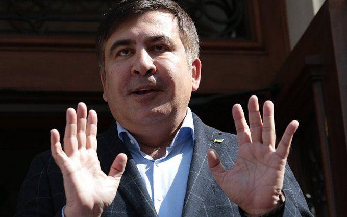 """Стало известно о новом """"прорыве"""" Саакашвили"""
