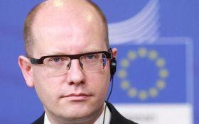 Премьер Чехии заявил о грядущей отставке правительства