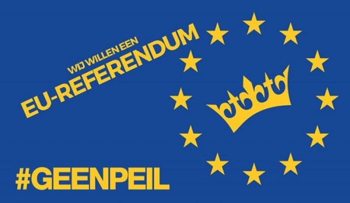 У Нідерландах витрати на референдум про асоціацію Україна-ЄС складуть 30 млн євро