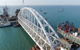 Не встигли: Росія перенесла відкриття Кримського мосту