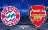 Бавария - Арсенал: прогноз букмекеров на матч Лиги чемпионов 15 февраля