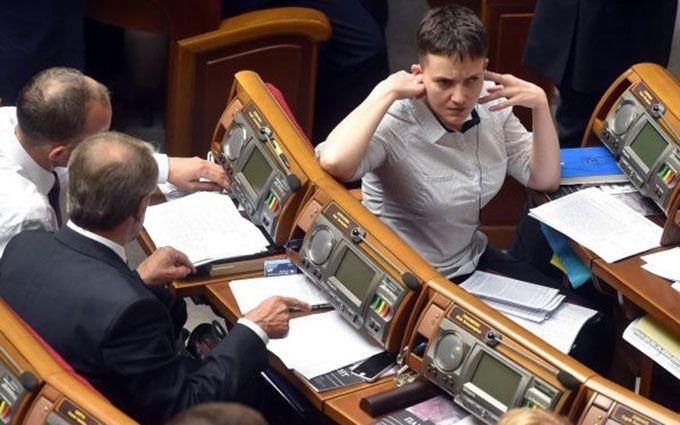 Савченко ні з ким поговорити: у мережі розповіли, чи будуть ватажки ДНР-ЛНР в Раді
