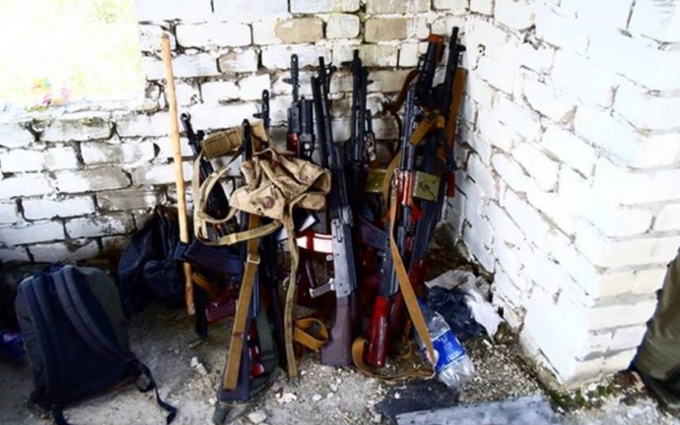 Янтарные войны: на Ровенщине 30 человек устроили перестрелку, видео комментарий полиции