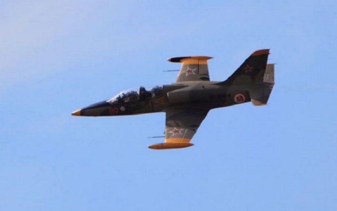 Военный самолет РФ упал в Азовское море - первые подробности