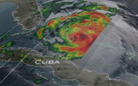 """Жуткий ураган """"Мэттью"""" показали из космоса: опубликовано видео"""